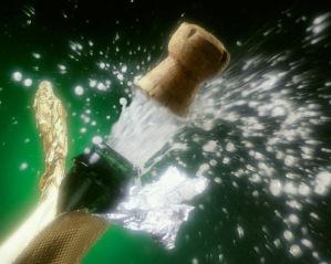 champagnepop saint pat